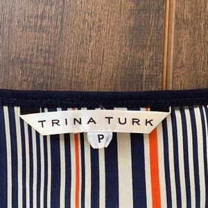 Trina Turk Tops - Trina Turk Silk Batwing Blouse